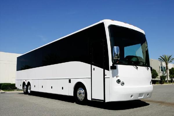 50 passenger charter bus rental new jersey