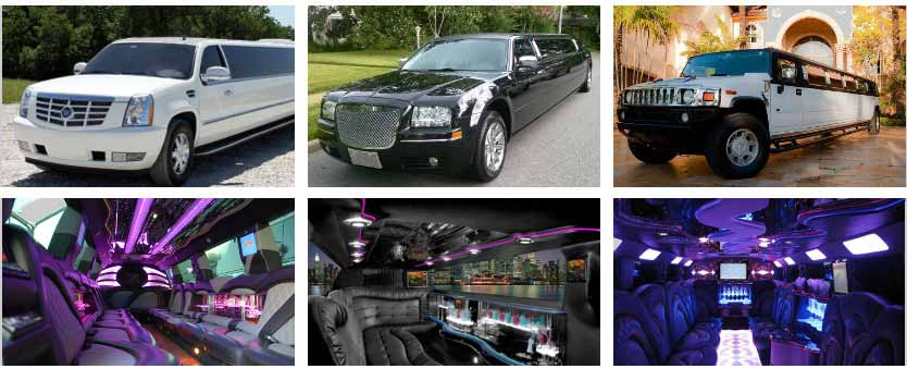 airport transportation party bus rental jersey city