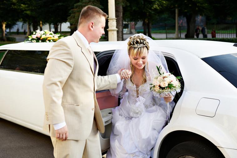 wedding transportation limo service jersey city